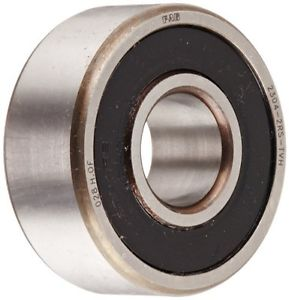 high temperature FAG Bearings FAG 2304-2RS-TV Self-Aligning Bearing, Double Row, Double Sealed,