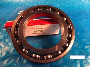 high temperature SKF 16010  Single Row Radial Bearing (=2 NTN, FAG, NSK, KOYO)