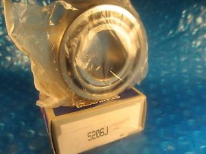 high temperature NSK 5206J, 5206 J, Double Row Radial Bearing(=2 FAG NTN SKF 5206A, Fafnir 5206K)