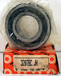 high temperature 1  FAG 3207BC.JH DOUBLE ROW BEARING