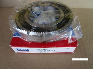 high temperature SKF 6212-2RS1,6212-2RS 1, Single Row Radial Bearing (=2 FAG, NSK, KOYO, SNR)