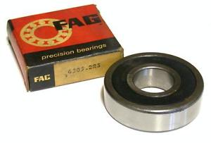 high temperature BRAND  IN BOX FAG BEARING 25MM X 62MM X 17MM 6305.2RS