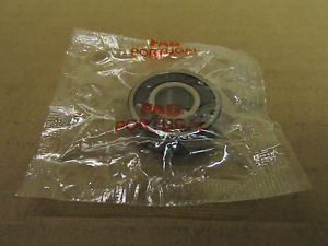 high temperature NIB FAG 6000 2RS BEARING DOUBLE RUBBER SHIELD 60002RS 6000RS 10x26x8 mm