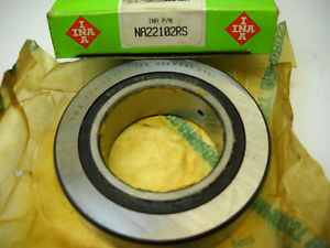 high temperature INA NA22102RS CAM FOLLOWER NEEDLE ROLLER BEARING NA 2210.2RS  IN BOX