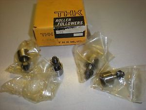 high temperature Lot of (4) THK Model CF5 Cam Follower Bearings – NIB