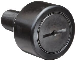 high temperature McGill CF1 1/2S Cam Follower, Standard Stud, Sealed/Slotted, Inch, Steel, 1-1/2""