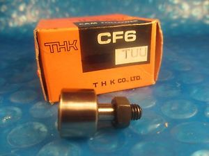 high temperature THK CF6TUU, CF6 TUU Cam Follower Double Seals