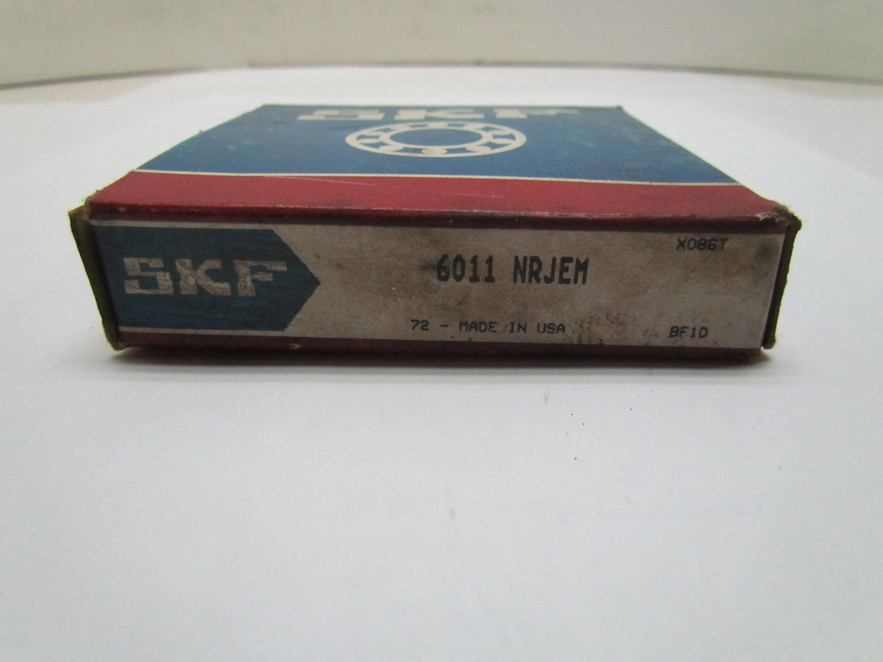 high temperature SKF 6011 NRJEM Ball Bearing with Retainer Ring NIB