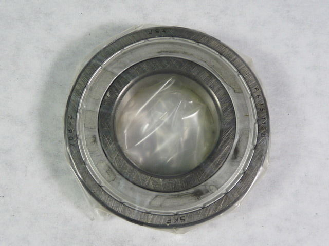 high temperature SKF 208-Z Single Row Radial Ball Bearing 40mm x 80mm x 18mm !  !