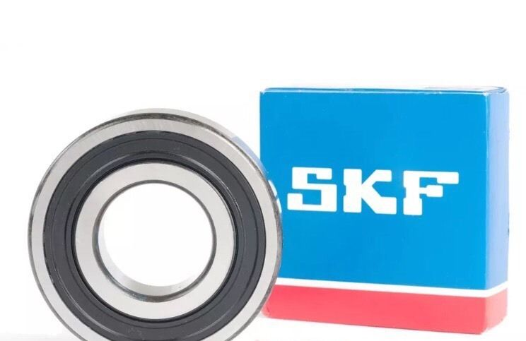 high temperature SKF 6008 – 2RSH series rubber sealed ball bearing 40x68x15mm
