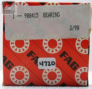 high temperature FAG 908415 Bearing