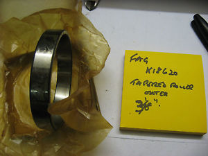 """high temperature FAG K18620 Tapered bearing outer. 3 1/8"""" od"""