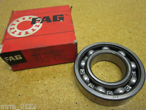 high temperature FAG 6208A 7802II-T3 One Bearing Pair 80mm OD 40mm ID 18mm Thick New