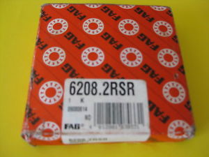 high temperature 6208.2RSR.C3 (Single Row Radial Bearing) FAG