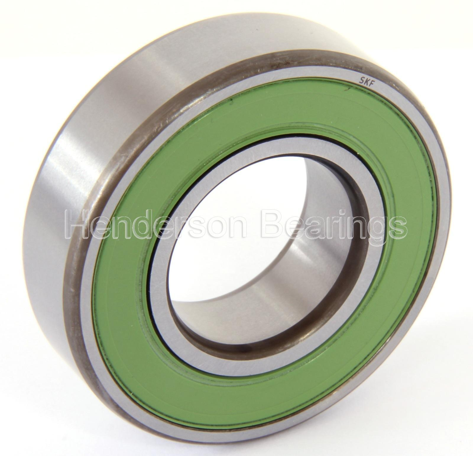 high temperature E2.6303-2RSH/C3 SKF Energy Efficient Ball Bearing With Seals 17x47x14mm
