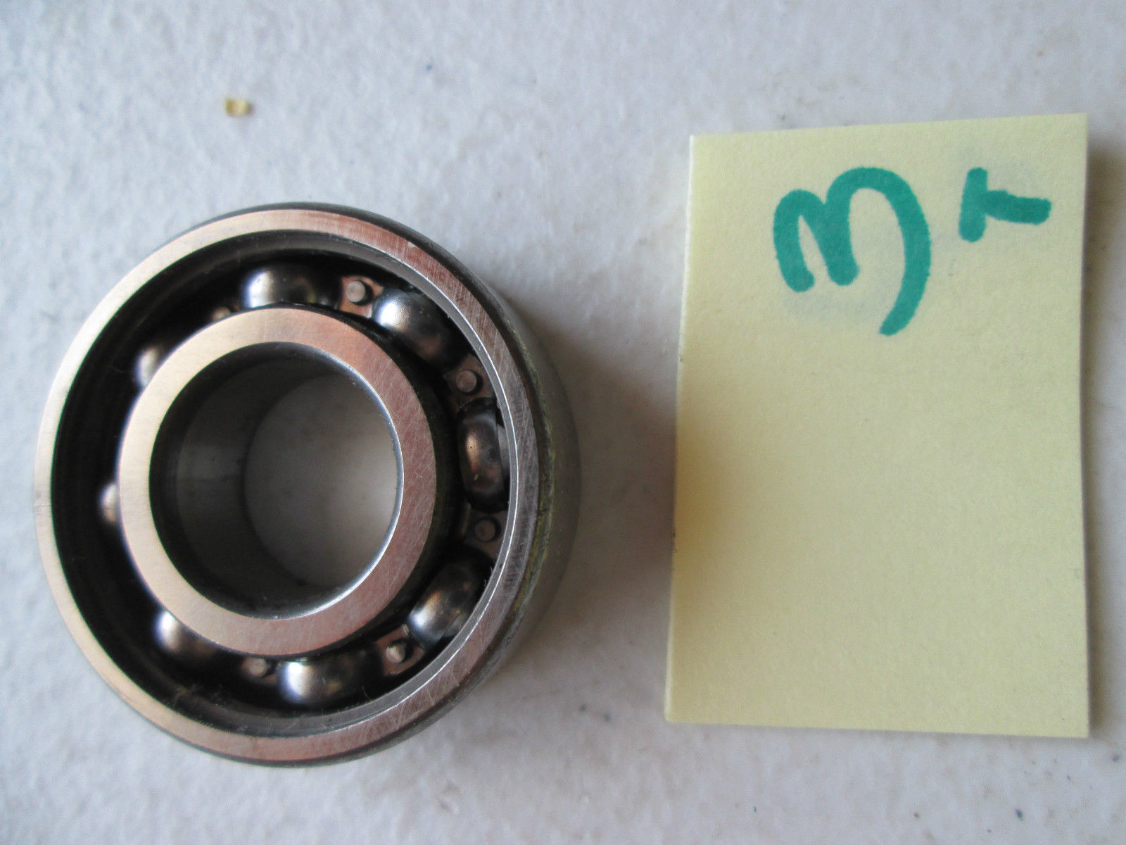 high temperature  IN BOX SKF SINGLE ROW BALL BEARING 6202 ZTN9 (204-1)