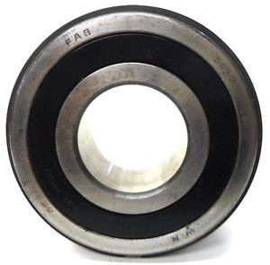 "high temperature FAG BEARING 543279C3, GERMANY, W/OD SNAP RING, 3 1/2"" OD X 1 1/2"" ID X 1 1/2"" W"