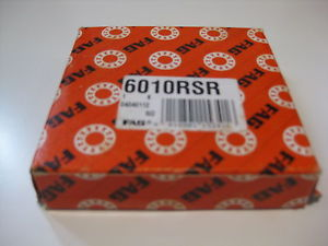 high temperature 6010 RSR (SINGLE ROW RADIAL BEARING) FAG