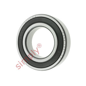 high temperature FAG 60062RSRC3 Rubber Sealed Deep Groove Ball Bearing 30x55x13mm