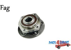 high temperature  Volvo C70 V70 S70 Axle Bearing and Hub Assembly Front Fag 272456