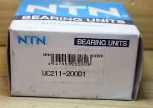 high temperature NTN BEARING UC211 200D1
