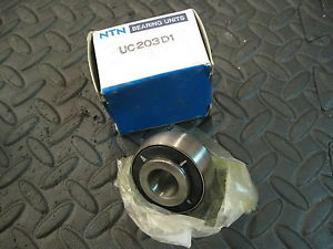 high temperature NTN UC203D1 Bearing Insert