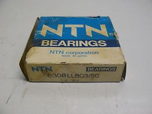 high temperature  NTN 6308LLBC3/5C BEARING