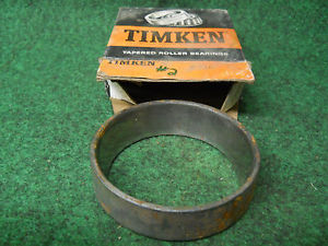 high temperature Timken 3720 Cup #2 Bearing Old Stock Ball Bearings USED