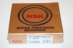 high temperature New NSK 7911 CTRV1VSULP3 Super Precision Bearing 7911CTRV1VSULP3