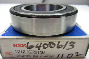 high temperature  NSK 2210K2RS BEARING