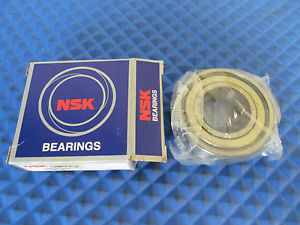 high temperature New Old Stock NSK Bearing 6206-ZZC3 6206 ZZC3 Free Shipping Buy it Now=2 pieces