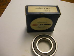 high temperature NSK 6005 VVCE SRIS DOUBLE SHIELD BEARING NIB