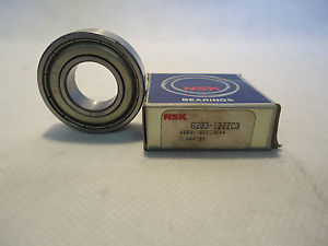 high temperature  IN BOX NSK 6203-12ZZC3 BEARING