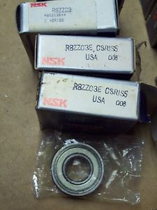 high temperature ** NSK BEARING R8ZZC3