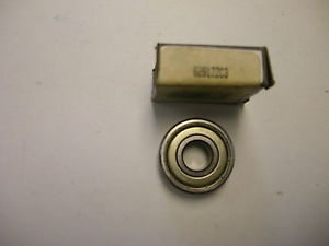 high temperature NSK 6201ZZC3 DOUBLE SHIELD BEARING NIB