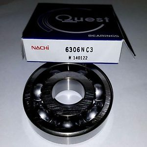 high temperature New NSK 6306NC3  Metric Tapered Roller Bearing