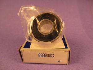 high temperature NSK 6000VV, 6000 VV,C3 Deep Groove Roller Bearing