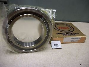 high temperature NSK 7018CTRSULP4Y Angular Contact Bearing