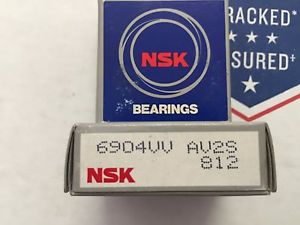 high temperature NSK BEARING – PART# 6904VV – 1 PC.