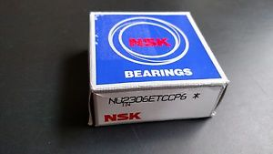 high temperature NU2306ETCCP6 NSK New Cylindrical Roller Bearing