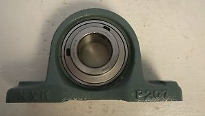 high temperature NSK UC207-20 P207 PILLOW BLOCK BEARING AND INSERT