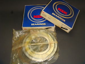 high temperature NSK 6315 ZZ C3 Deep Groove Bearing 6315ZZC3  IN BOX