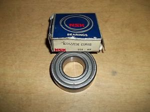 high temperature  NSK Bearing 6205ZZC3E CSR1S5 *FREE SHIPPING*