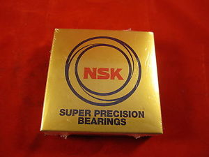 high temperature NSK Super Precision Bearing 7208CTYNSULP4
