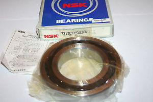 high temperature NSK 7213 CTYSULP4 Super Precision Angular Contact Bearing 7213CTYSULP4 *  *