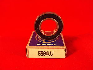 high temperature NSK 6904VV, 6904 VV, Single Row Radial Bearing