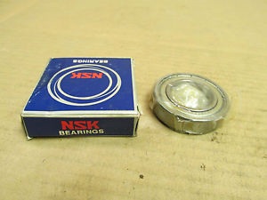 high temperature NIB NSK 6006Z BEARING METAL SEALED 1 SIDE 6006 Z 30x55x13 mm