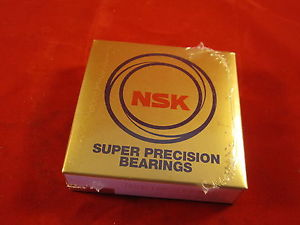 high temperature NSK Super Precision Bearing 7009CTYNSULP4