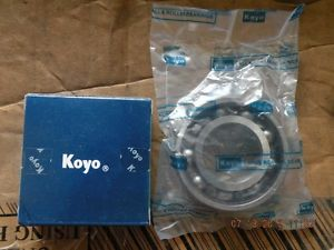 high temperature  KOYO 62206 C3 BEARING NIB