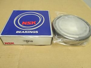 high temperature NIB NSK HR30216J TAPERED ROLLER BEARING & CONE/RACE SET HR 30216 J 80mm BORE